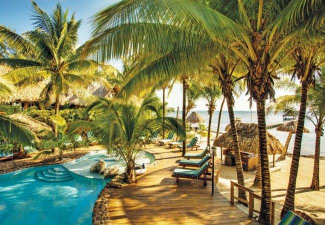 Xanadus Island Resort, san pedro belize