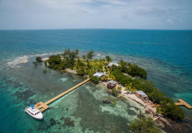 Coral Caye Island Resort- a belize private island