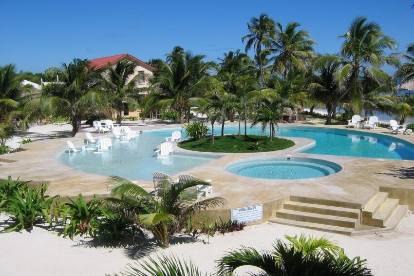 Portofino Beach Resort- San Pedro Belize