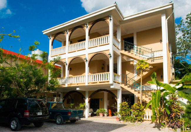 Hotel de la Fuente- Orange Walk Belize, northern belize
