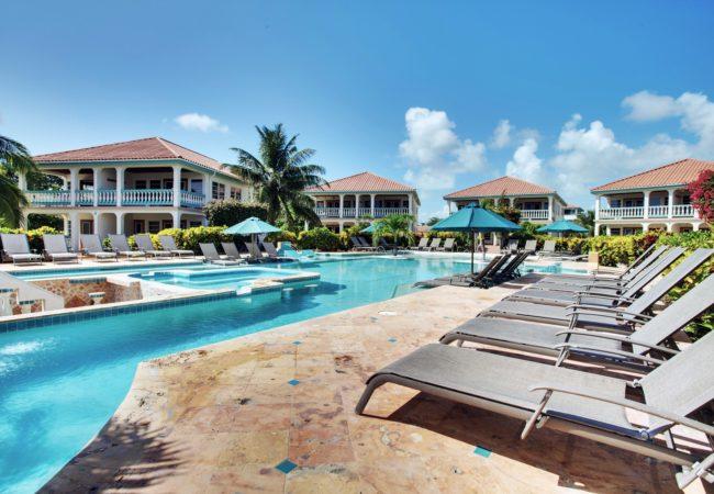 Belizean Shores Resort- Ocean view accommodation