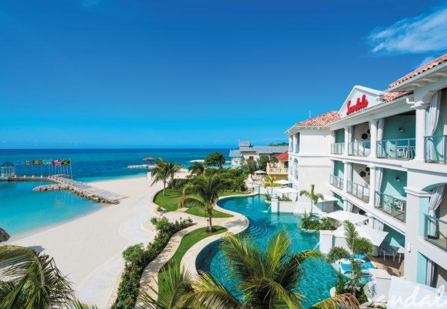 Sandals Montego Bay- Jamaica