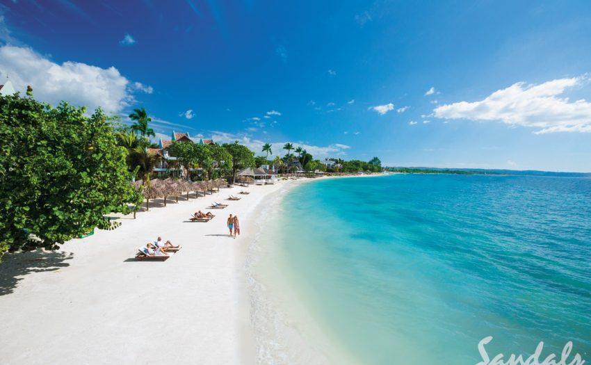 Sandals Negril- Negril Jamaica