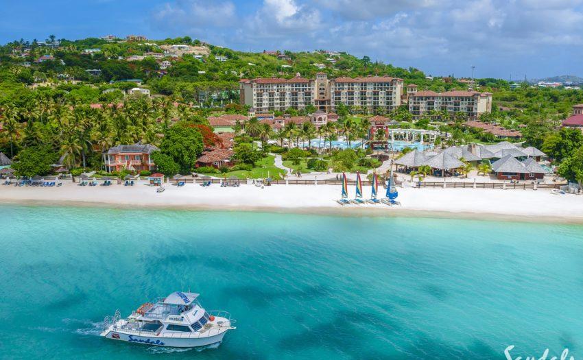 Sandals Antigua- Antigua