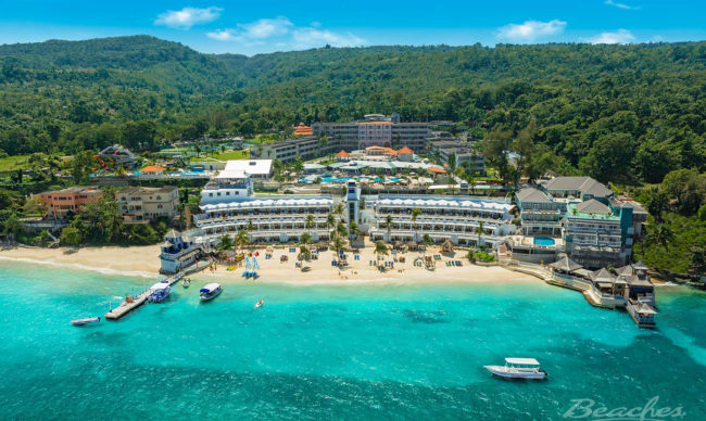 Beaches Ocho Rios a family resort in jamaica, a caribbean vacation