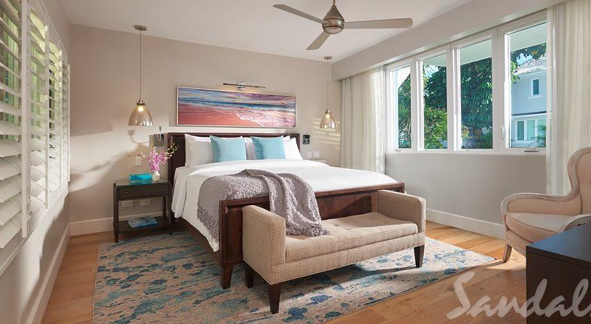 Royal English Honeymoon Luxury Villa Room - LVR