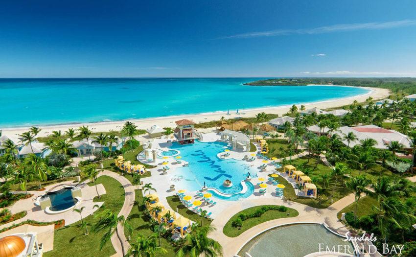 Sandals Emerald Bay- Great Exuma, Bahamas