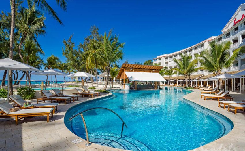 Sandals Barbados- Barbados