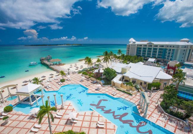 Sandals Royal Bahamian- Nassau, Bahamas