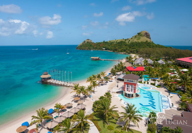 Sandals Grande St Lucian, St Lucia