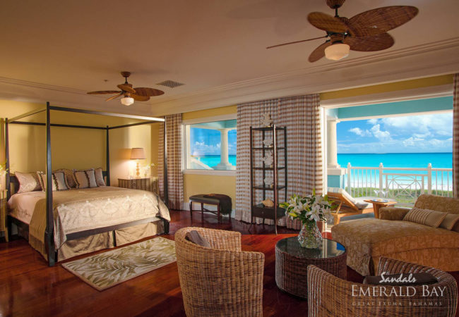 beachfront villas at sandals emerald bay