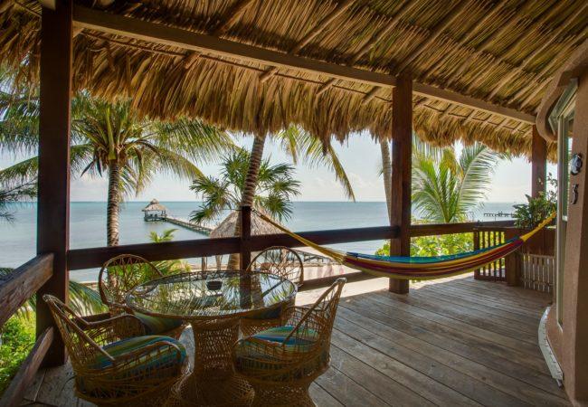 Deluxe Ocean Front Three Bedroom Suite at xanadu island resort belize