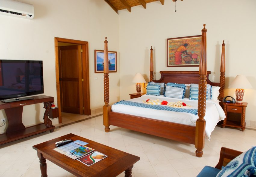 penthouse accommodation at villa verano hopkins