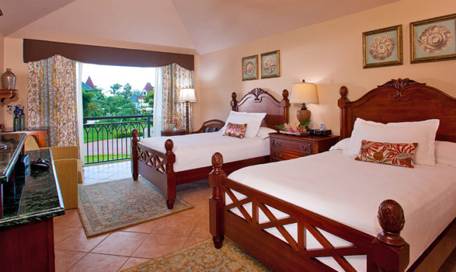 french village honeymoon luxury rooms at beaches turks & caicos