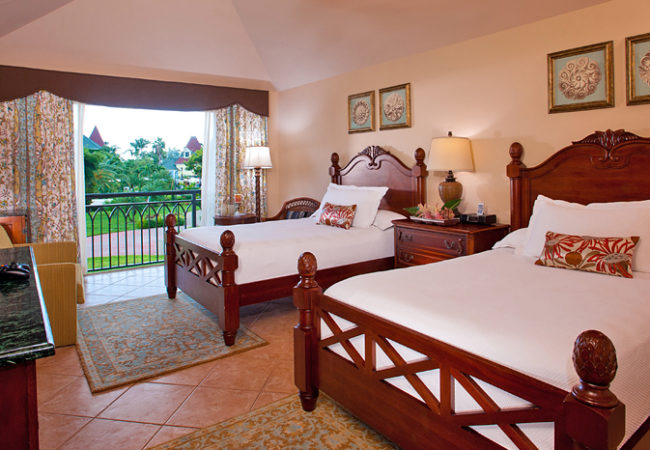 French Village Honeymoon Luxury Room King - HFK