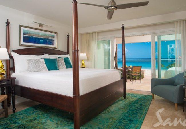 club level rooms at sandals royal caribbean