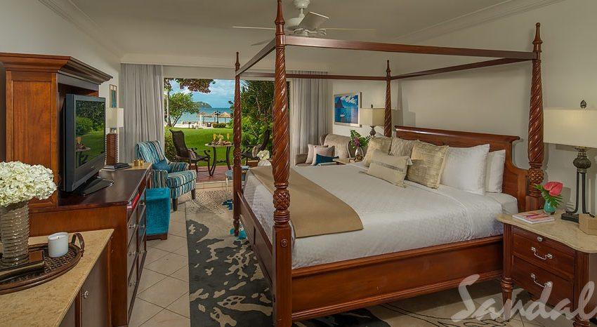 Caribbean Beachview Club Level Walkout - WOL
