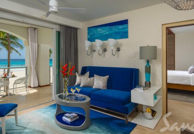 beachfront rooms at sandals royal barbados