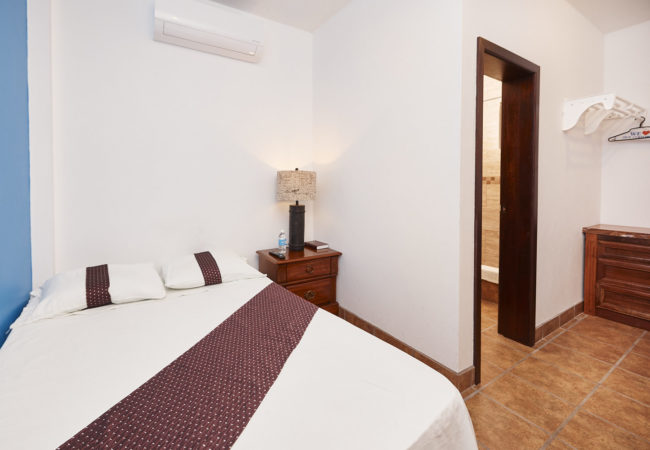 economy rooms at hotel de la fuente