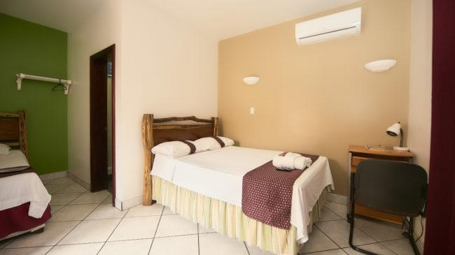 standard rooms at hotel de la fuente