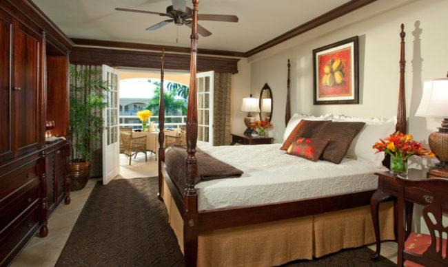 premium rooms at sandals inn