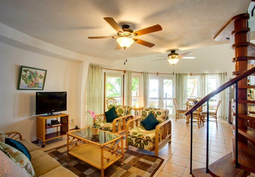 luxurious honeymoon loft at xanadu island resort belize