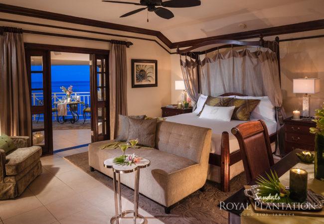 Grand Duchess Oceanfront Verandah Butler Suite - HVR