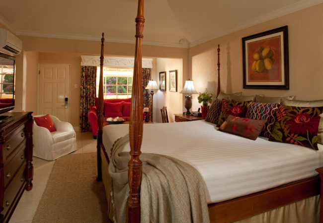 deluxe rooms at sandals royal caribbean