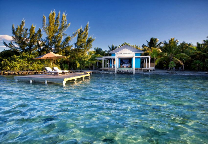 Casa Olita at cayo espanto island a private island resort belize
