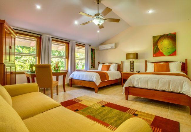 the regal rooms at san ignacio resort hotel