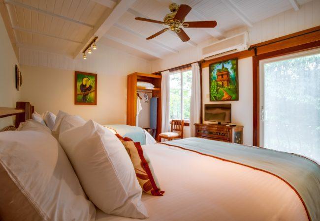 a look inside the family suite at san ignacio resort hotel