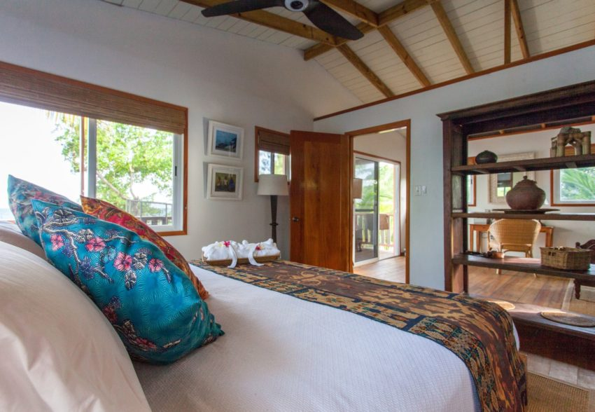 The Coral Cottage- at coral caye island resort in belize