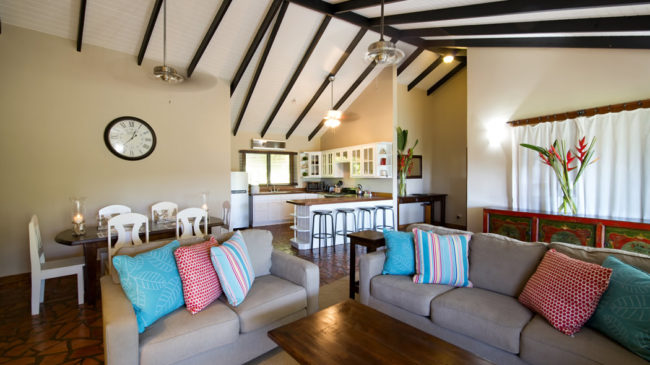 family villa at copal tree lodge belize
