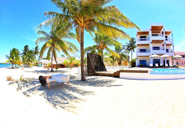 The ellysian hotel, a boutique hotel in the heart of placencia belize