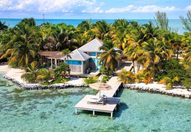 Casa Aurora at cayo espanto island resort