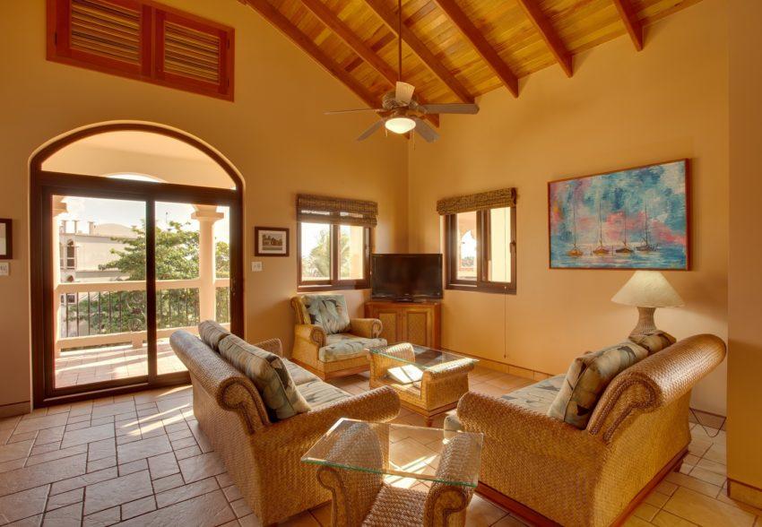 One Bedroom Pool View Villa at coco beach resort, san pedro