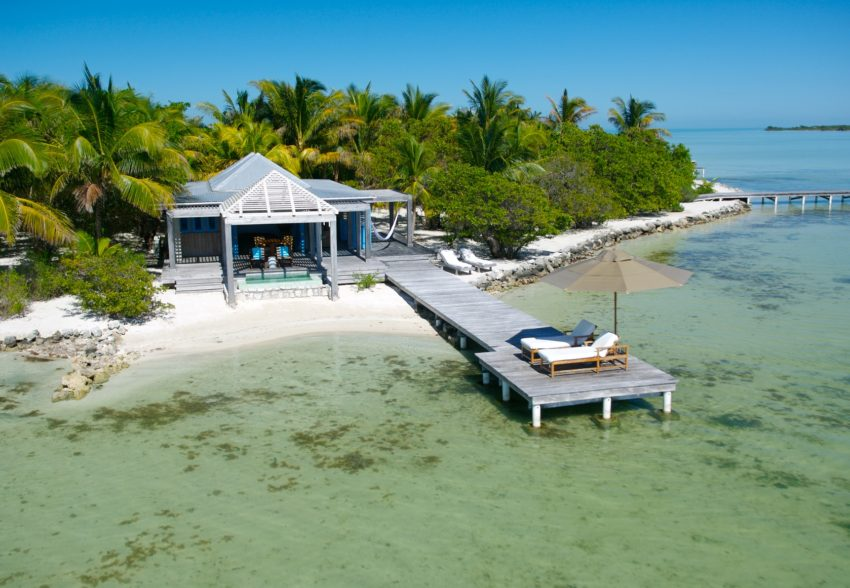 Casa Brisa at cayo espanto island resort belize
