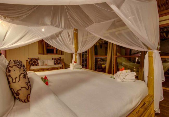 Honeymoon suite portofino beach resort ambergris caye