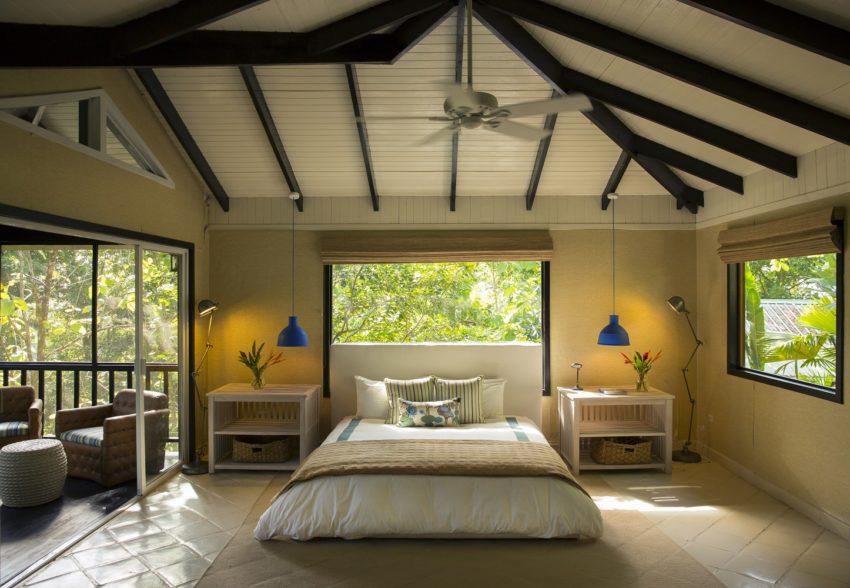 King Jungle Suite at copal tree lodge punta gorda