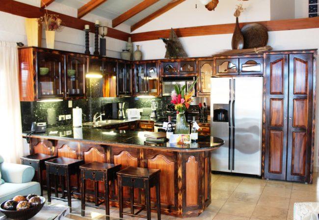 Kitchen Chabil Mar Resort Belize