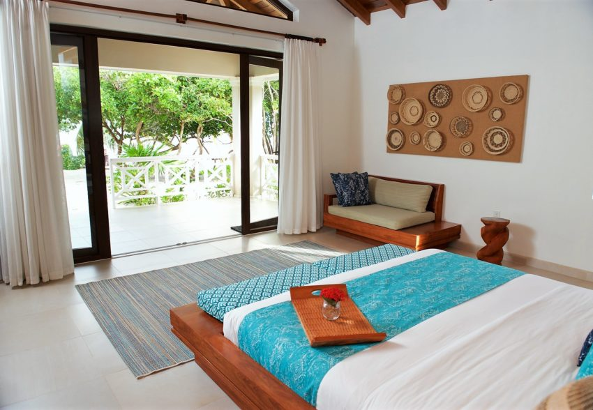studio beach view house at naïa resort placencia belize