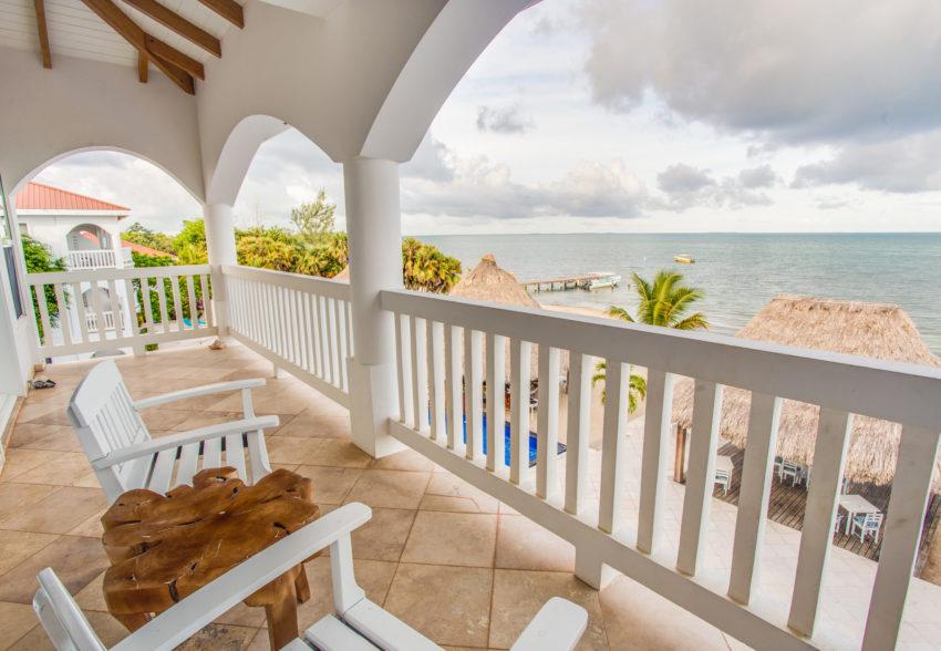 oceanview penthouse at belize ocean club luxury resort