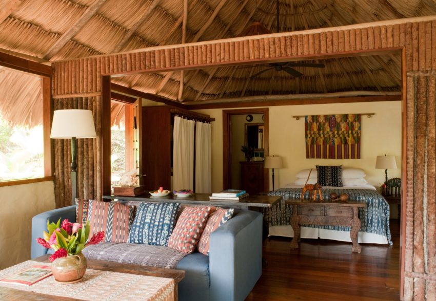 riverfront cabanas at blancaneaux lodge