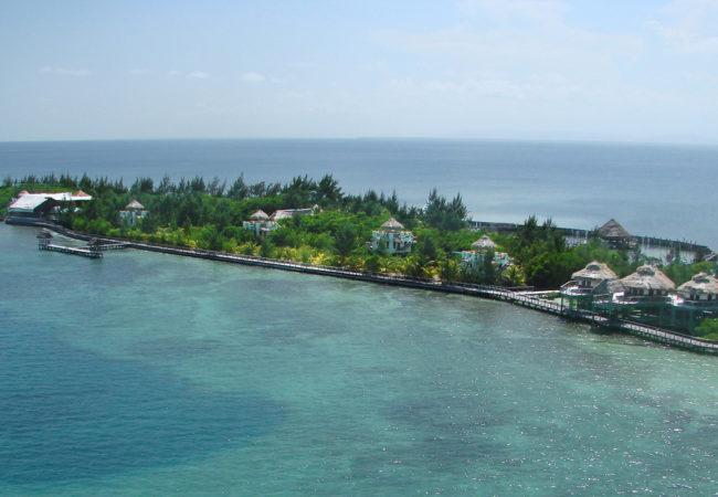 thatch caye island resort, a belize private island resort