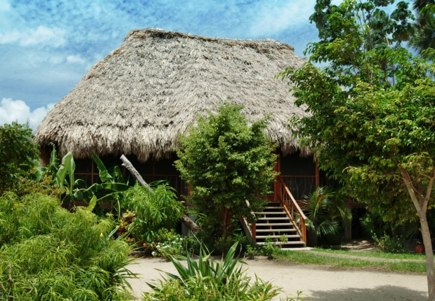 garden view villas at turtle inn belize