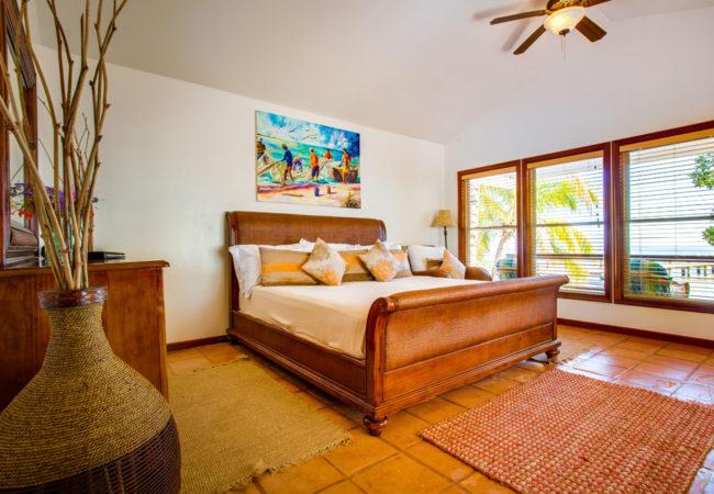 honeymoon at ray caye private island resort belize
