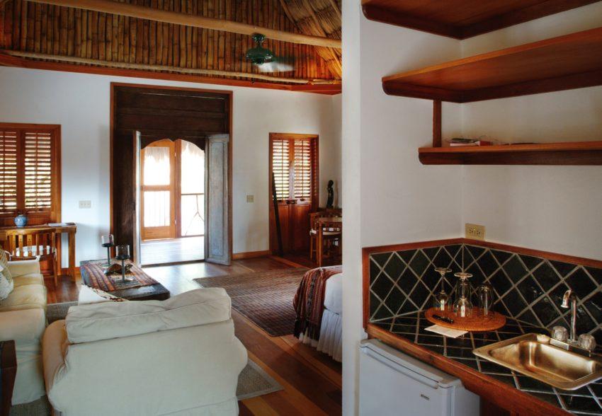 seaview cottage at turlte inn beach resort