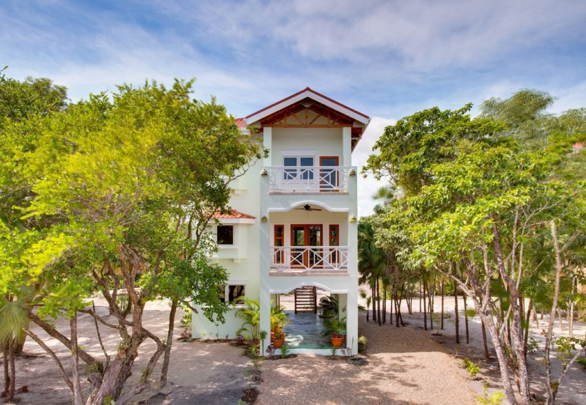 Two Bedroom Treetop Villa at naia resort and spa