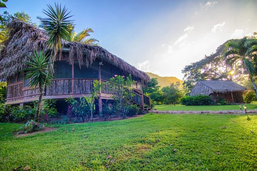 Bocawina Rainforest Resort, Mayflower National Park, Belize