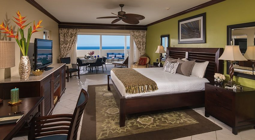Caribbean Oceanview Penthouse One Bedroom Concierge Suite, Beaches Ocho Rios